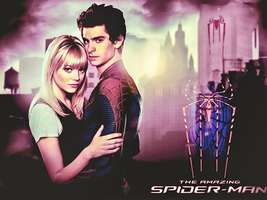 The Amazing Spiderman by noirchrome