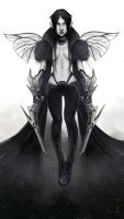Cyber Fairy : The Queen by Pakoune