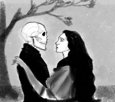 Death and  the Maiden by Lucius007