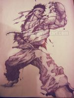 ryu by gilbert86II