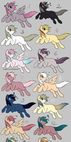 Adopts! by LeftDuality