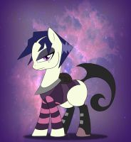 My little Invader: Taks disguise by mourning-dreams