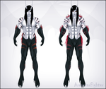 Cain Demon Forms by Arrancarfighter