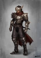 some knight concept by Gubrutsky2011