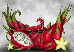 Dragon Fruit by Efirende