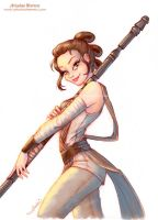 May the 4th Be with You by ariartna