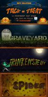Halloween Text Effects_by dabbexsahi by dabbex30