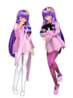 Nightwear Patchouli by PachiPachy
