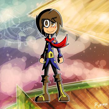 Vyse The Legend by rsrskye