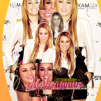 Miley Cyrus Blend by glambertemma