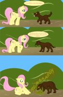 My Little Pony Comic - Sick as a Dog by Umbra-Exe