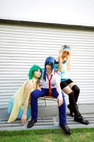 Macross Frontier by Jesuke