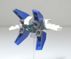 Arwing Assault mini 2 by Tekka-Croe