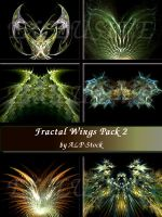EXCLUSIVE - Fractal Wings Pk2 by ALP-Stock