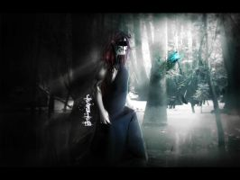 Goddess of Death: 4. Dark by AvannTeth