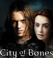 Jace and Clary - City of bones by Martange