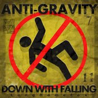 Anti-Gravity Graphic by LongHomeFox