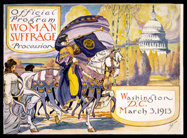 Women's Suffrage restoration by AdamCuerden