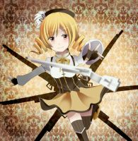 Mami Tomoe by Ruurin