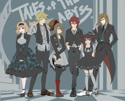 TALES OF THE ABYSS by wacchi30