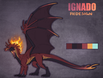 Ignado redesign by Tearraven