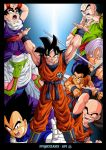 The Z Fighters by ProjectsAlex