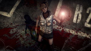 Heather Mason - Silent Hill by JhonyHebert