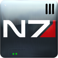 N7 Logo by LustaufMeer