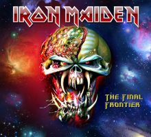 Iron Maiden The Final Frontier by CharlieNoiZz