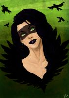 The Morrigan - Wicked + Divine by liistar