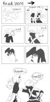 Kakashi : Oops!! by relievez-z