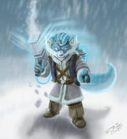 Braiz, the Cold Trail Ace by ConceptuLoL
