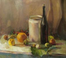 Still life by Xenys