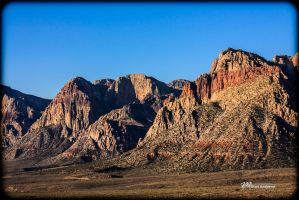 Red Rock Canyon 4 by Milton-Andrews