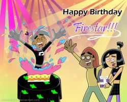 Happy Birthday Firestar9mm by Coronadofwb