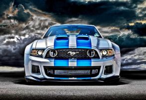 WideBody GT500 by lovelife81