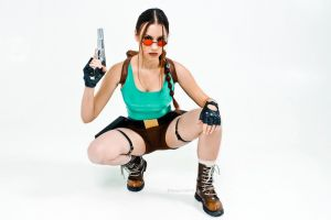 Lara Croft CLASSIC render 7 by TanyaCroft