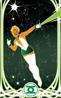 Arisia GL-Power by Tom Kelly by TomKellyART