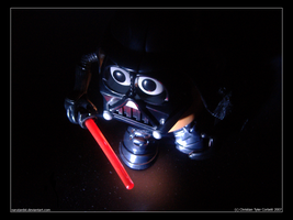 Darth Tater by NarutardST