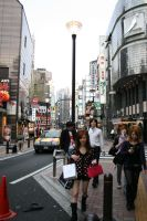 Japan: Street Life by mogwai-puant