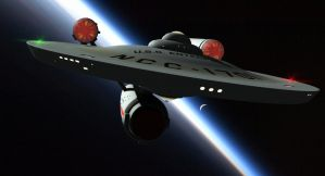 Space, the final frontier by thefirstfleet