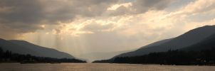 Kootenay Lake Ferry 2 by eRality