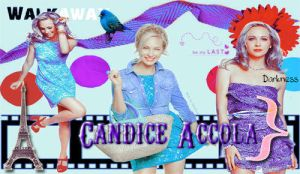Blend Candice Accola by AmaiiaEditions