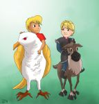Cody and Kristoff by LeDaLe14