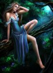 dryad by Kceon