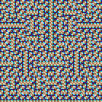 Hilbert Curve by SaHeMeRa