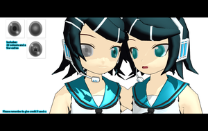 MMD: Cure's Eye Pack by cure-capsule