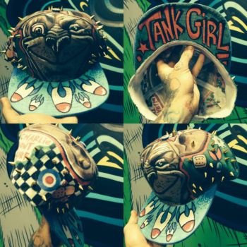 Tank Girl Hat by MicahSouza
