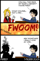 FMA: Fired by Heliotrope-Housecat