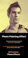 Photo Painting Effect by hazratali2020